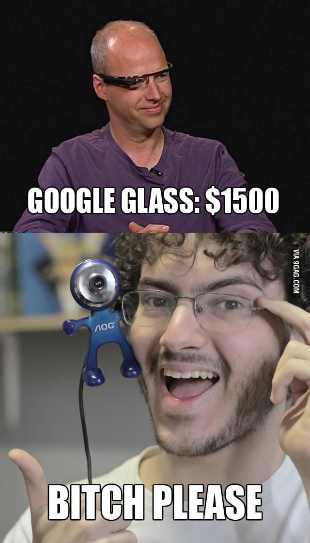 Google Glass $1500?!