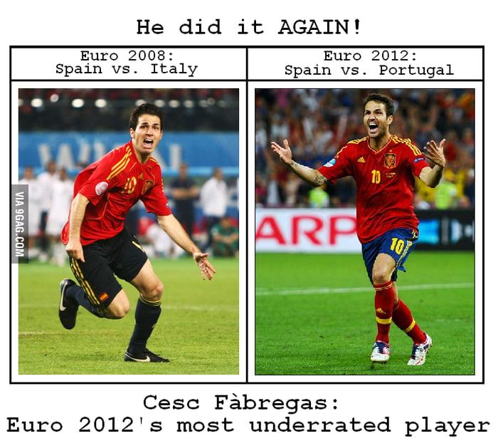 The Great Cesc!