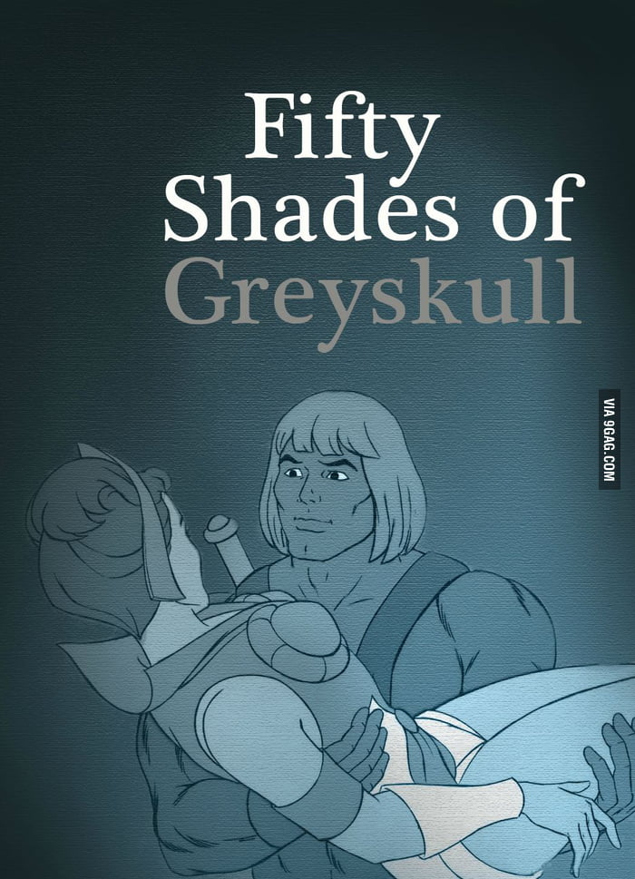 50 shades of what now