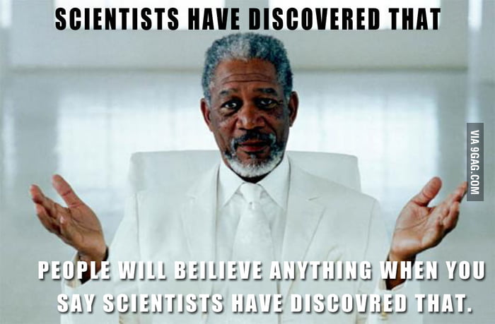 Truth lvl : Scientists