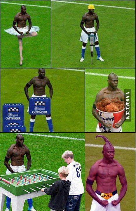 Just balotelli..oh wait