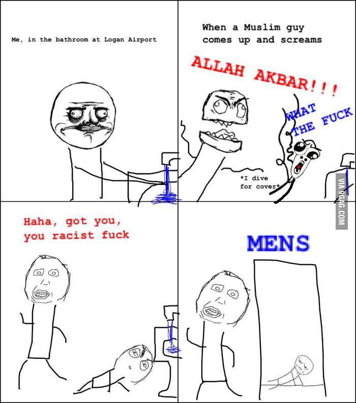 """Racist"""