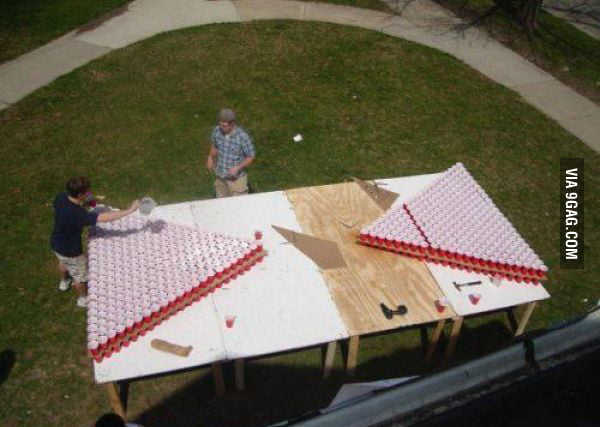 Mother of Beer Pong