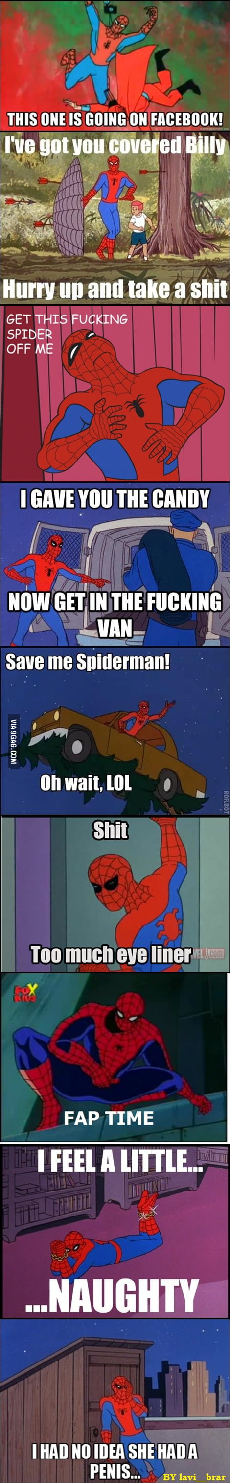 Best of Spiderman part 5