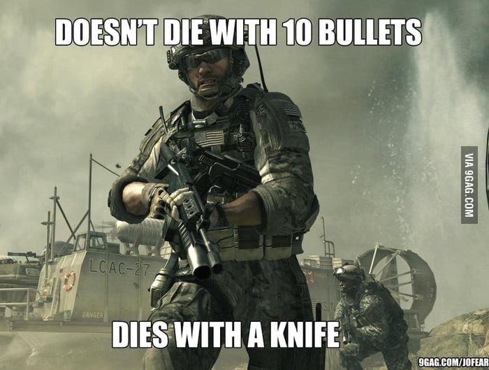MW3 Logic