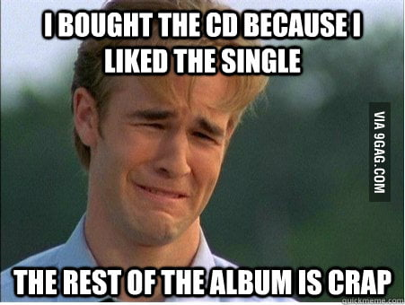 1990s Problems before iTunes