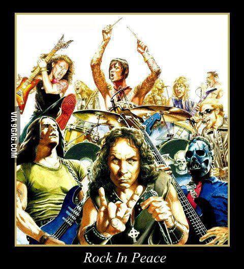 Rock In Peace