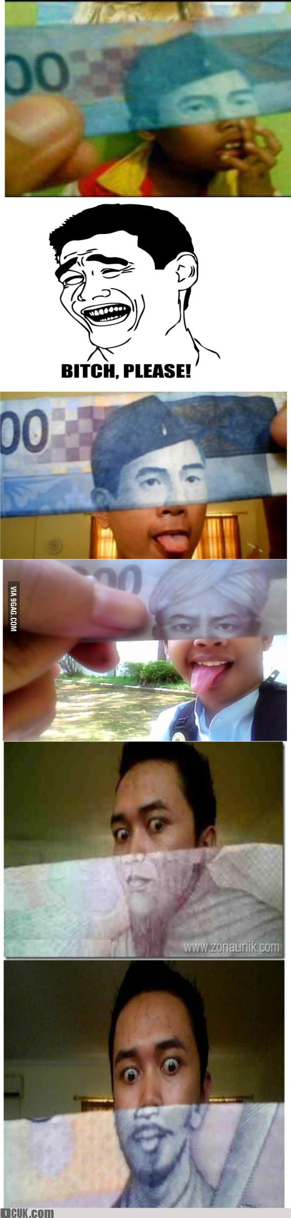 Indonesian money, wait wut..