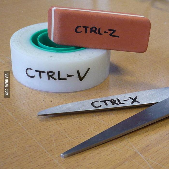 Real life shortcuts