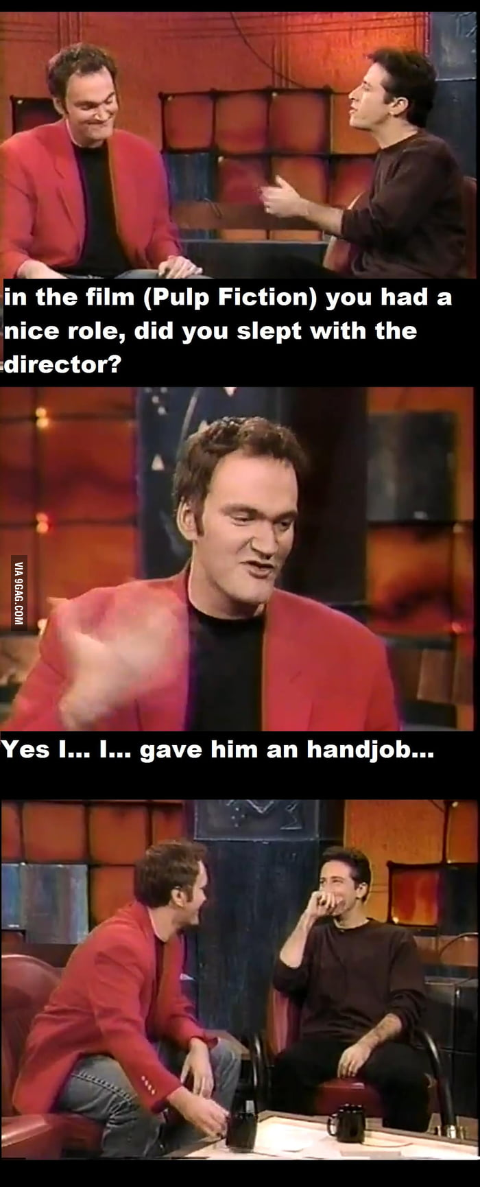 Just Tarantino being Awesome