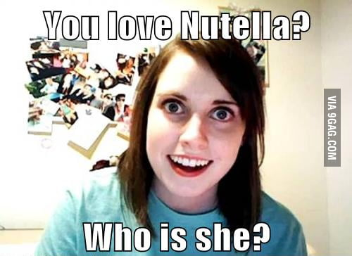 Who is Nutella??
