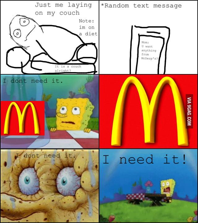 I don't need it...