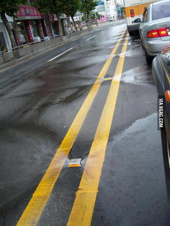 How they clean roads in Korea