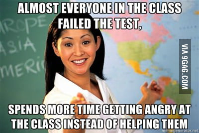 Everyone Has A Teacher Like This