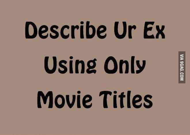 Mine it's Jackass