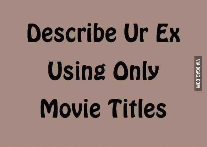 Mine it's Jackass