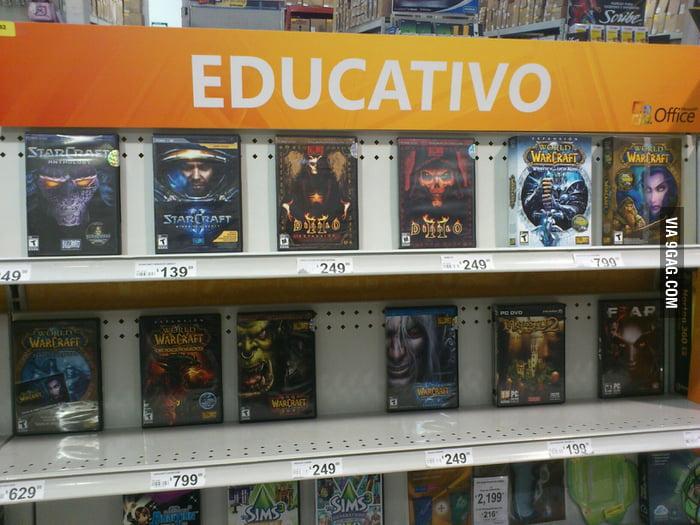 Educative... sure it is.