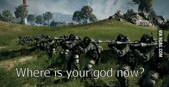 Only in battlefield 3
