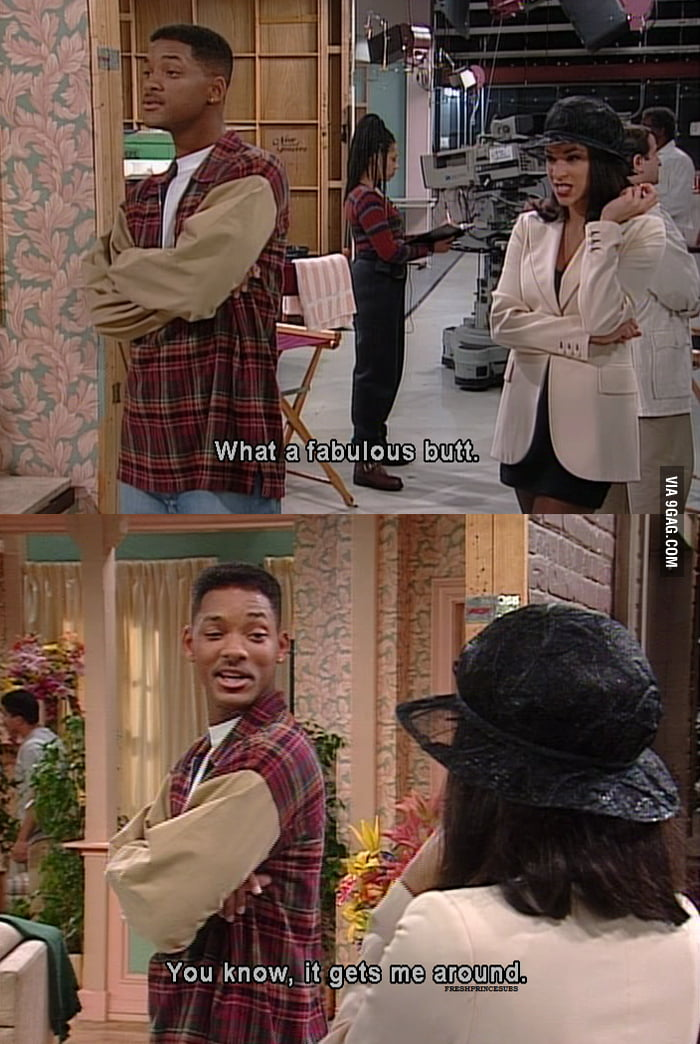 SImply the Fresh Prince....