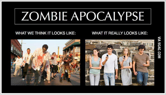 The true reality of a zombie apocalypse
