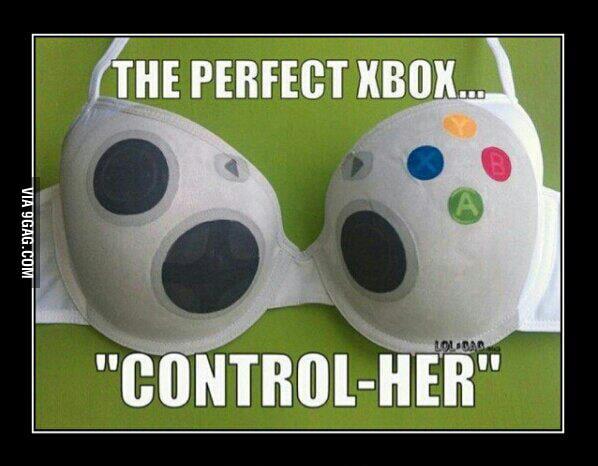 X-Box Control-Her