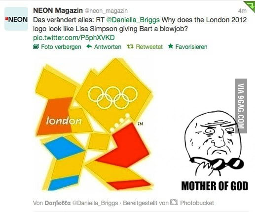 Yellow-lympics? Oh-lympics? Oh...