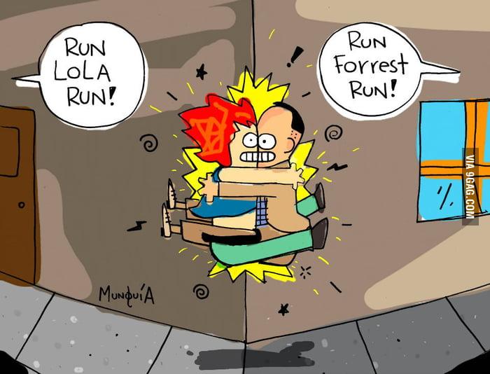 Run Lola Run Forrest Run!
