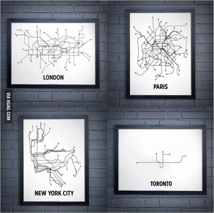 Toronto subway fail