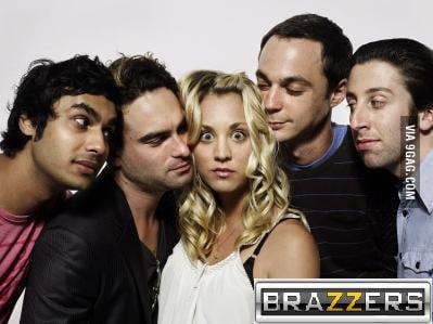The Gang Bang Theory...