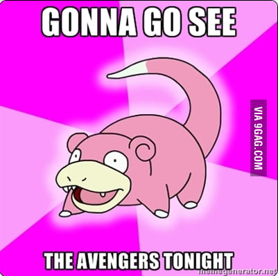 So there is that superhero movie in theaters...