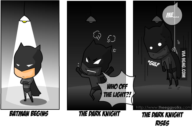 Batman parody?