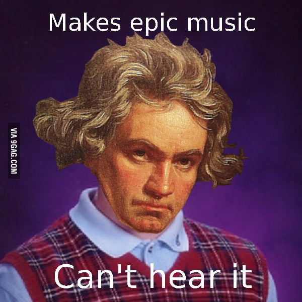 Bad Luck Beethoven