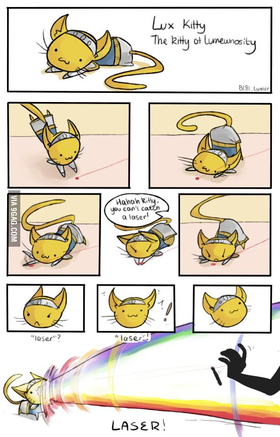 Kitty Laser