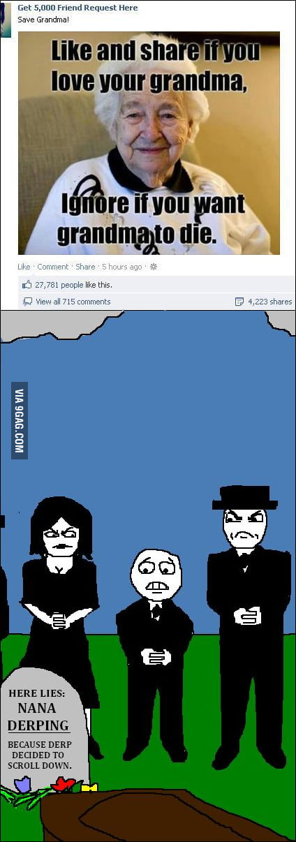 Facebook victims