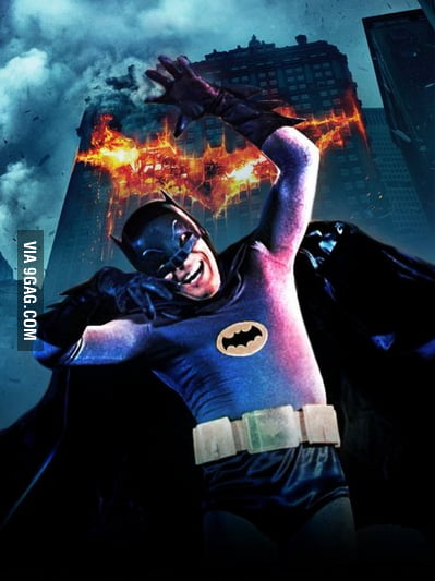 The Dark Knight Trolling