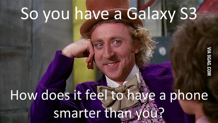 So... you have a S3