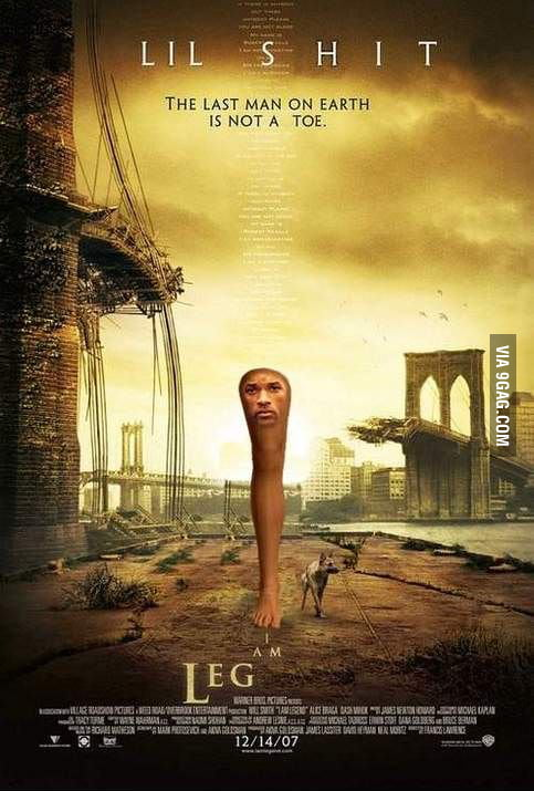 I am leg.