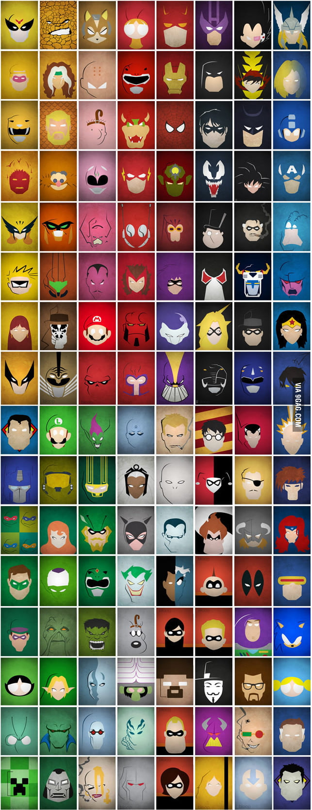 Super Heroes You Love