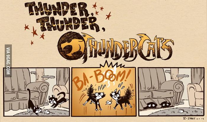Thunder Cats