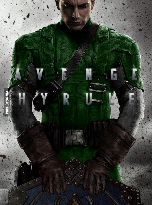 Avenge Hyrule
