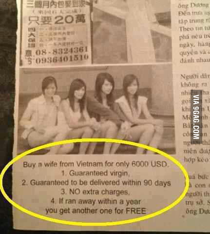 Only in asia