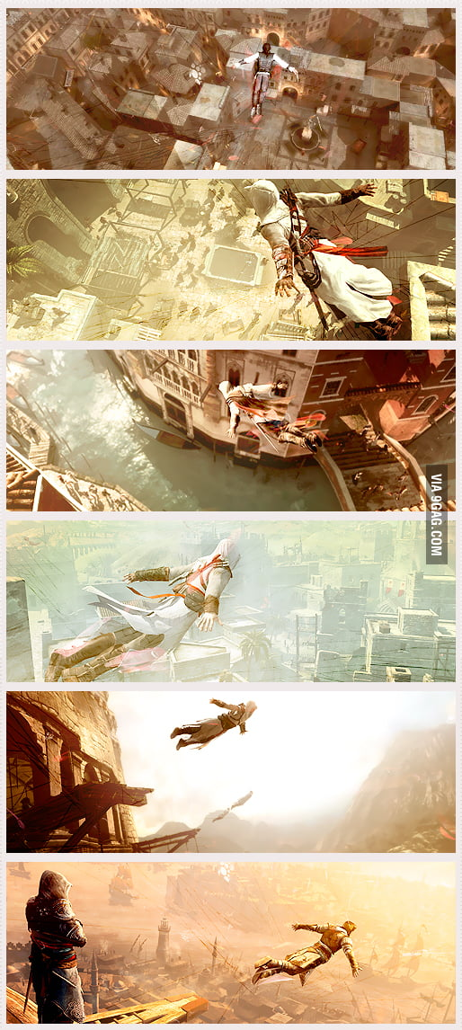 Assassin's Creed - Leap of Faith