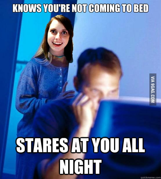 Overly Attached Wife