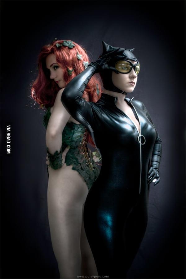 Gotham City Sirens...