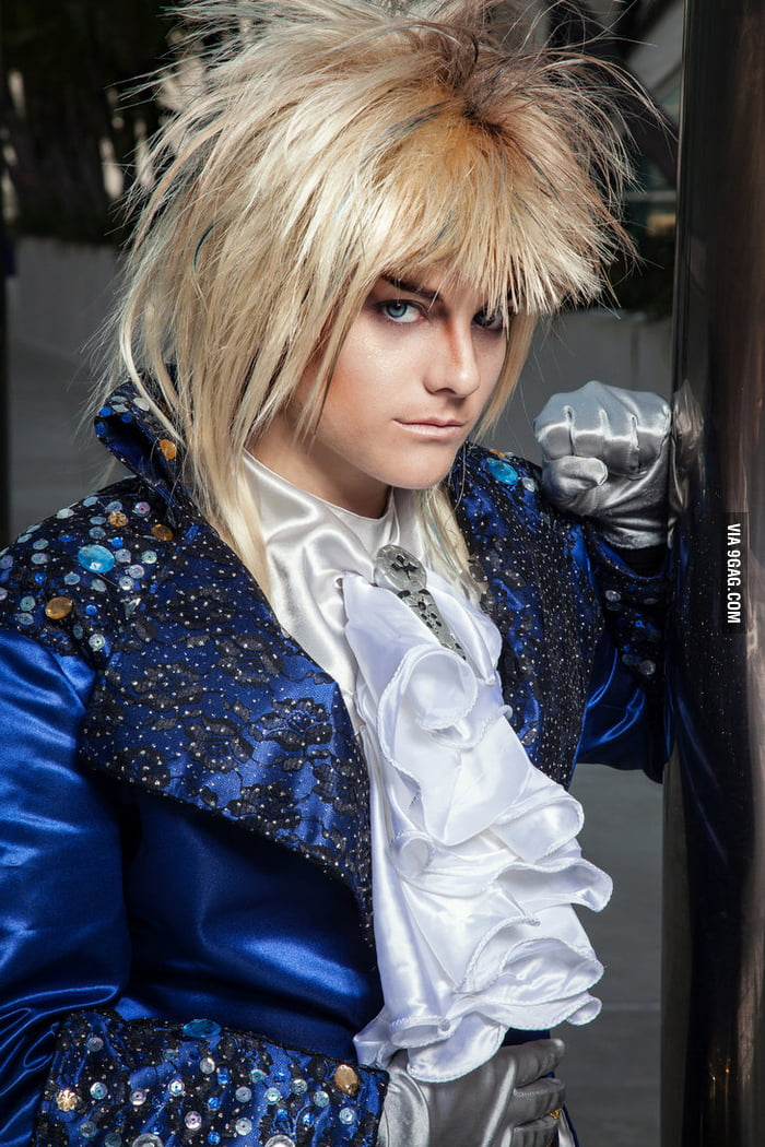 Jareth the Goblin King: Labyrinth