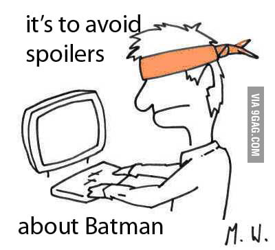 Brace yourselves spoilers are coming!