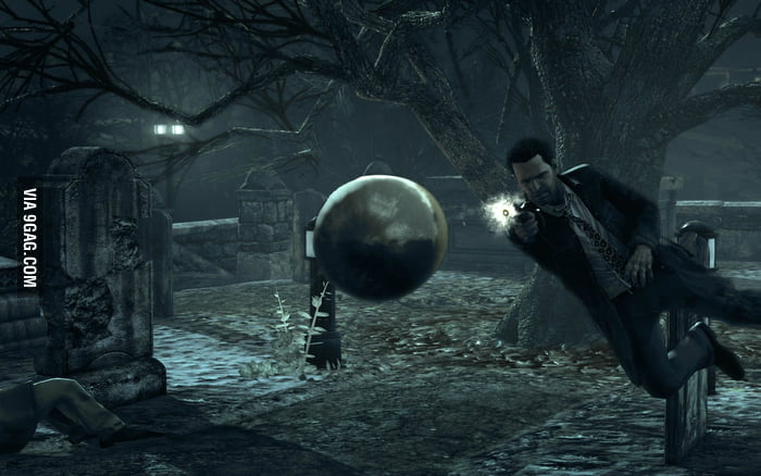 I have taken the coolest screenshot of Max Payne 3 ever.