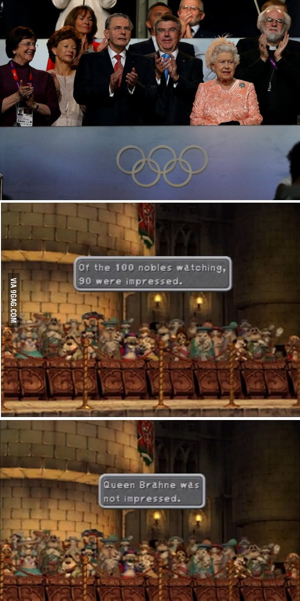 What the Olympic ceremony reminded me of.