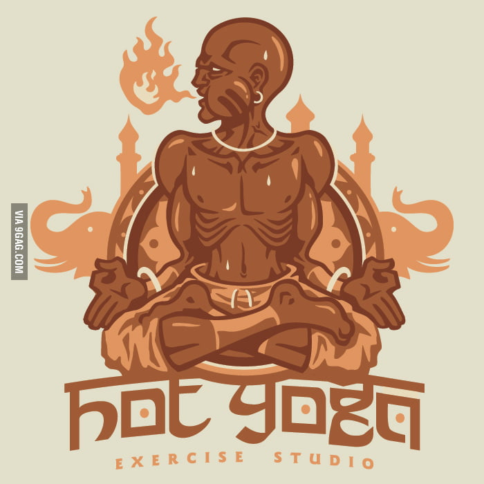 What Dhalsim does for a living