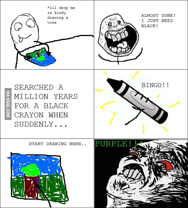 Crayon Rage!